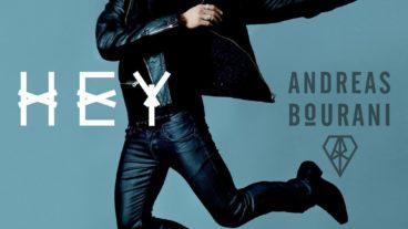 "Andreas Bourani zeigt, wo's lang geht: ""Hey"" mit der Hitsingle ""Auf uns"""