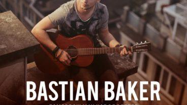 Bastian Baker gewann in drei Jahren fünf Swiss Music Awards – jetzt das Debüt!