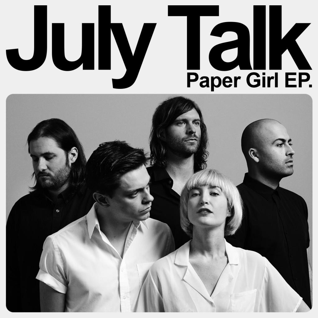 July Talk aus Toronto veröffentlichen ihre EP