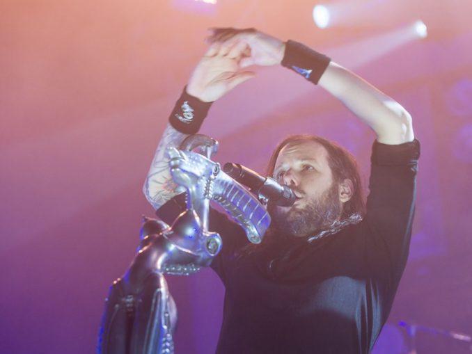 Korn Tour 2014 Palladium Köln