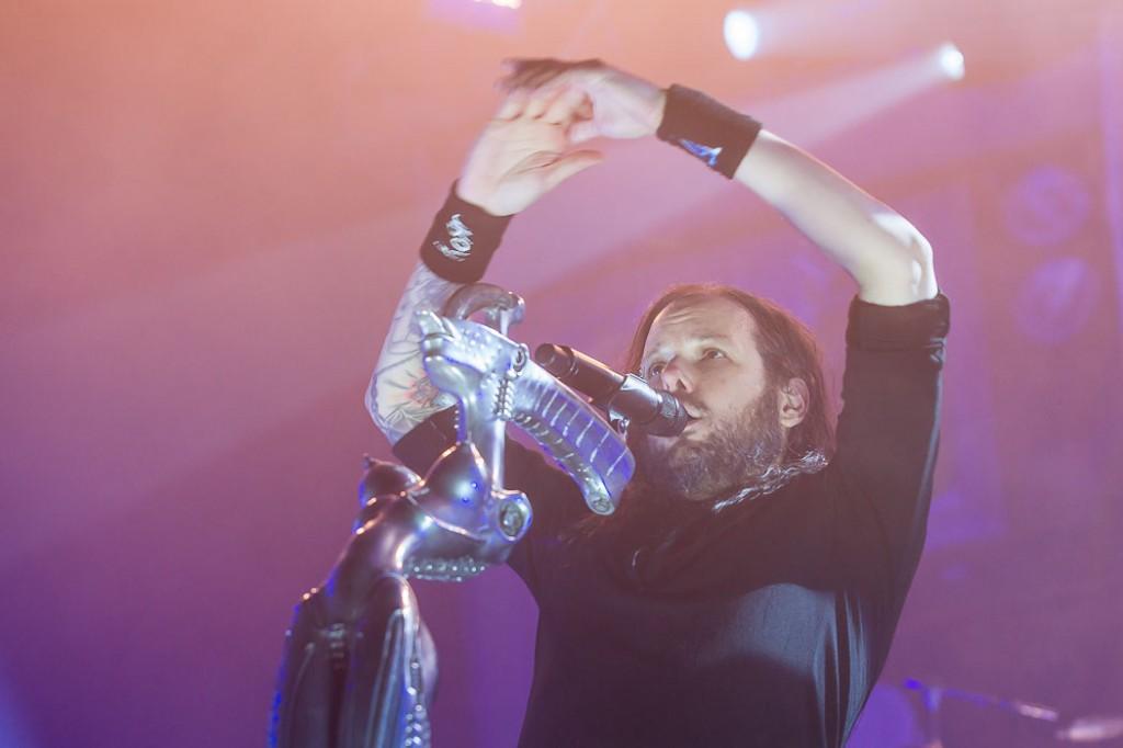 Die Nu-Metal Helden von Korn geben sich in Köln die Ehre, 06.05.2014