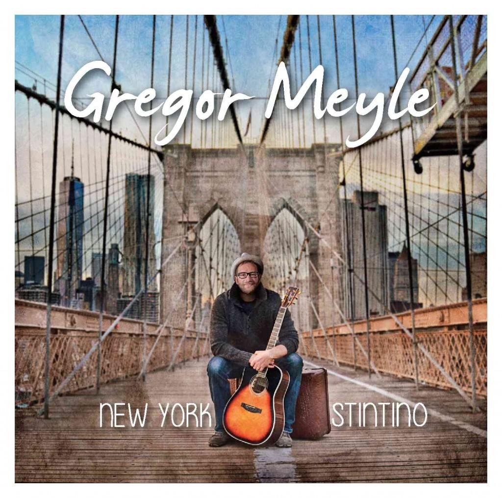 """Songwriter Gregor Meyle setzt mit """"New York – Stintino"""" seine musikalische Reise fort"""