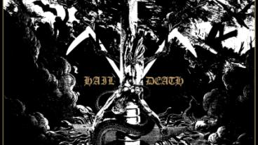 """Mit """"Hail Death"""" bringen Black Anvil ihren Black Metal, der keine Standardkost ist"""
