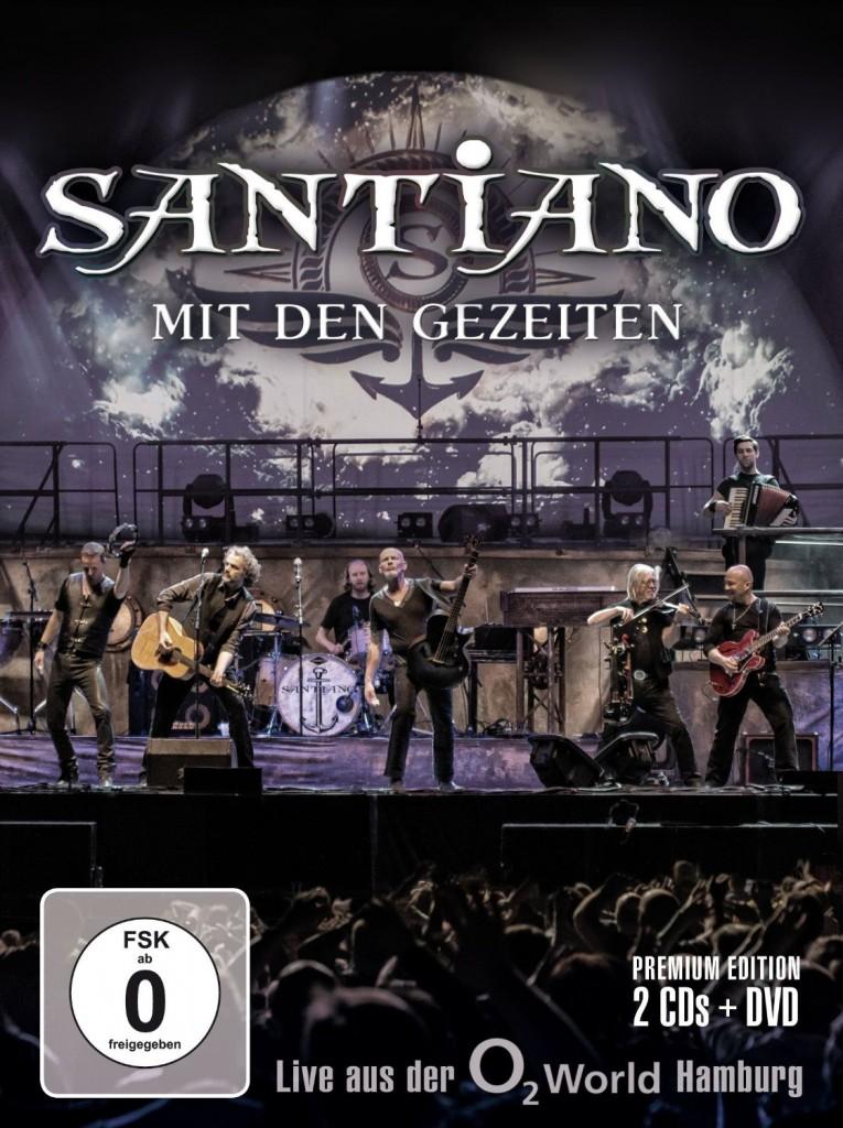 """Santiano kehren """"Mit den Gezeiten"""" triumphal nach Hamburg zurück"""