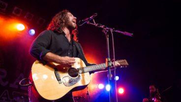 Chuck Ragan Fotos am 10. Juni 2014 in der Live Music Hall in Köln