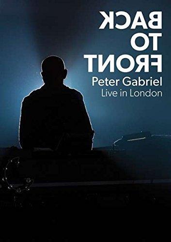 """Peter Gabriels Zeitreise """"Back To Front"""" nun auch auf DVD"""