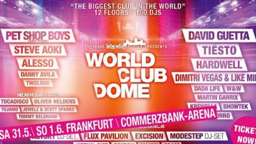 World Club Dome 2014