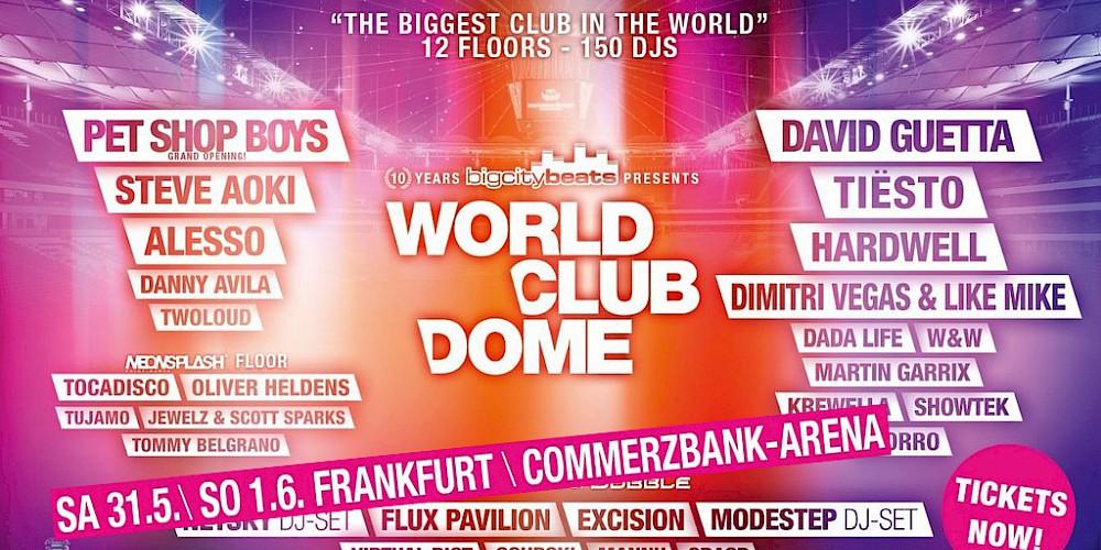 World Club Dome 2014