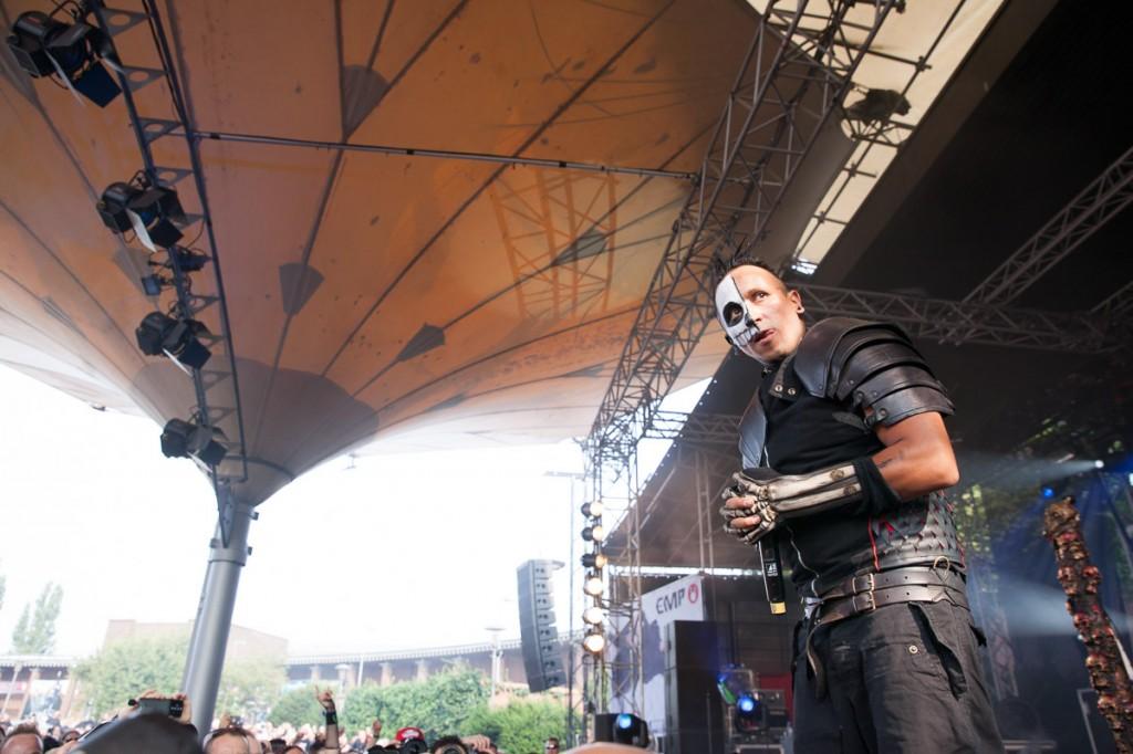 Amphi Festival 2014 vom 26.-27.07.2014 im Tanzbrunnen in Köln