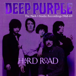 Deep Purple Hard Road - The Studio Recordings 1968-1969 bei Amazon bestellen