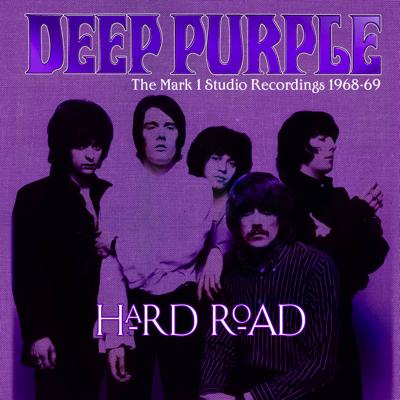 """Deep Purple auf dem Weg durch ihre ersten Jahre: """"Hard Road – The Studio Recordings 1968-1969"""""""