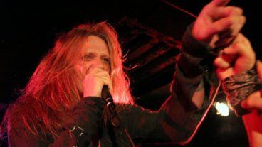 Sebastian Bach live im Kölner Luxor – Support Double Crush Syndrome