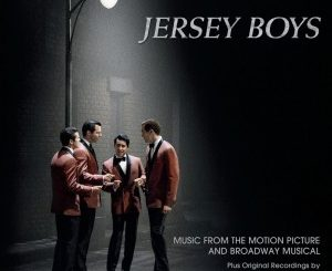 Clint Eastwood Jersey Boys Soundtrack CD Cover