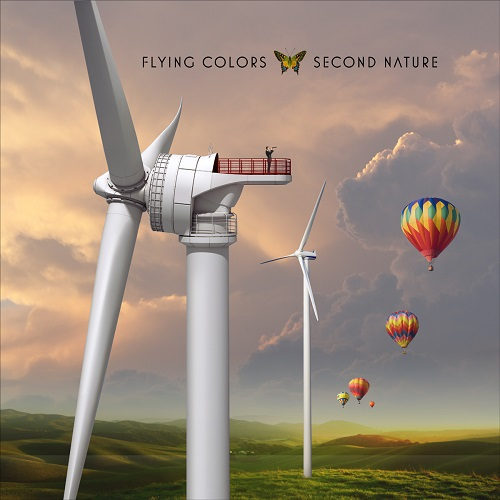 """Flying Colors – neues Album """"Second Nature"""" am 26. September!"""