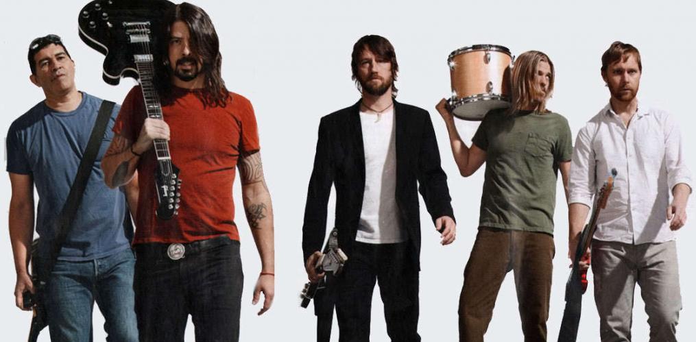 """""""Sonic Highways"""" – Im Talk mit den Foo Fighters"""