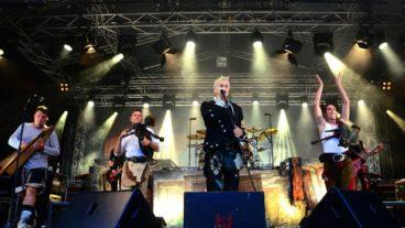 In Extremo rocken die Mörderhöhle – am 1.8.2014 im Amphitheater Trier