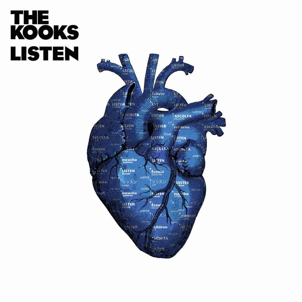 """THE KOOKS – neues Studioalbum """"Listen"""" im September"""