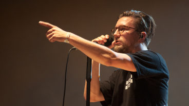 Gamescom Festival 2014: James Hersey, Rockstah und Prinz Pi