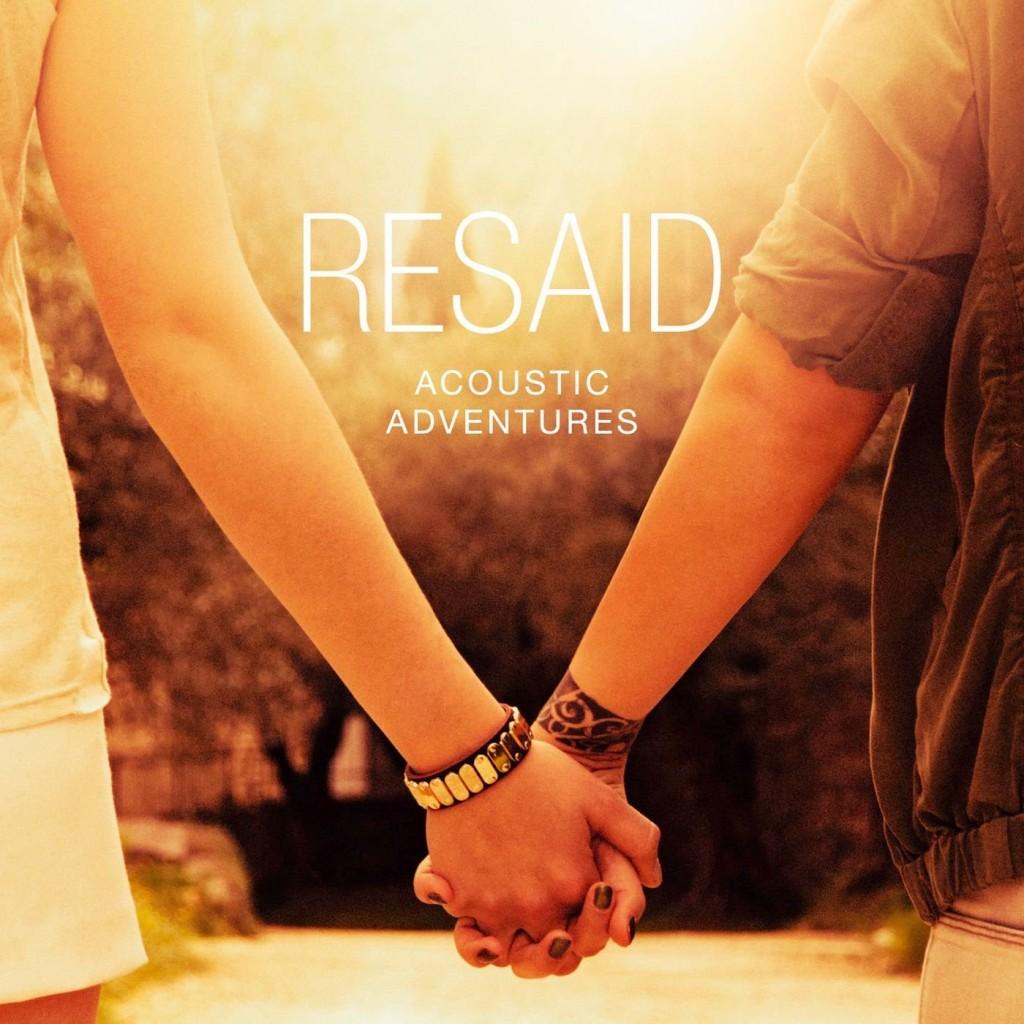 """Resaid – """"Acoustic Adventures"""": Junge Sängerinnen präsentieren Dance-Hits in frischem neuen Gewand"""