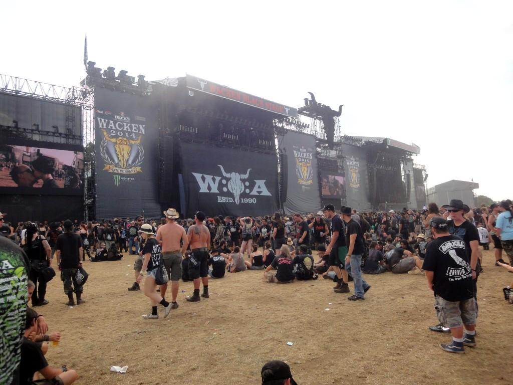 Wacken 2014 – 25 jährige Jubiläumsfeier in sengender Hitze
