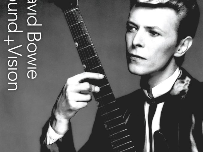 David Bowie Sound and Vision CD Cover