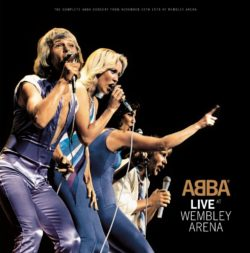 ABBA Live At Wembley Arena bei Amazon bestellen