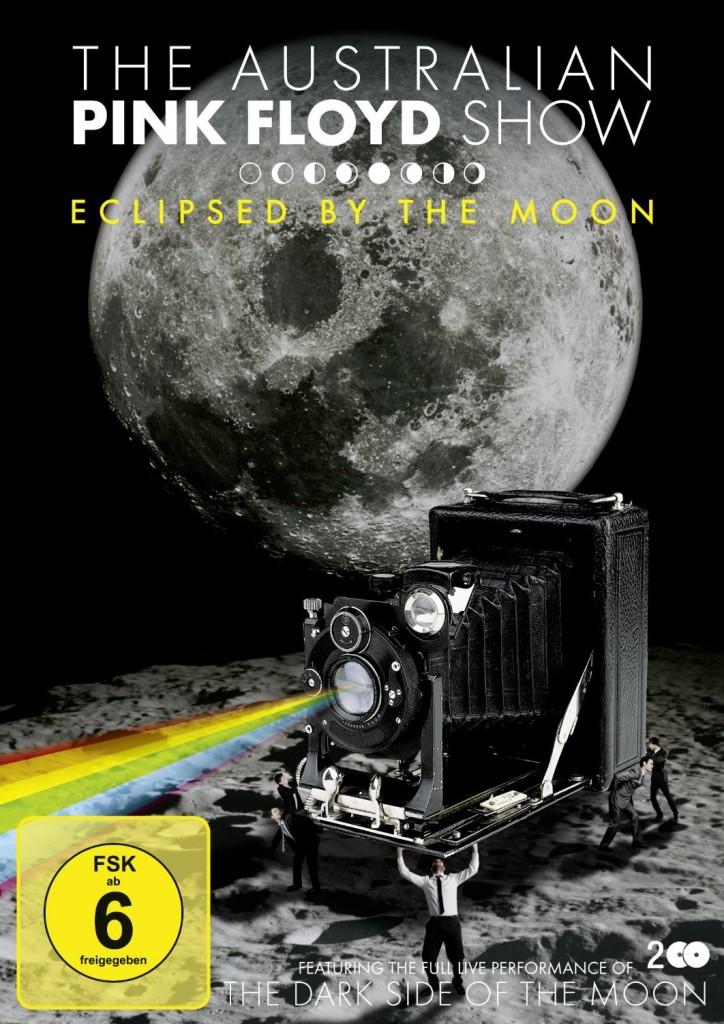 """The Australian Pink Floyd: """"Eclipsed By The Moon"""" als Mitschnitt aus Trier und Oberhausen"""