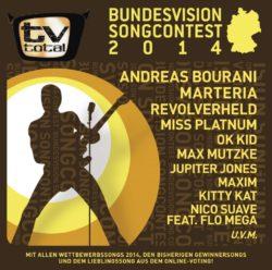 Bundesvision Songcontest 2014 bei Amazon bestellen