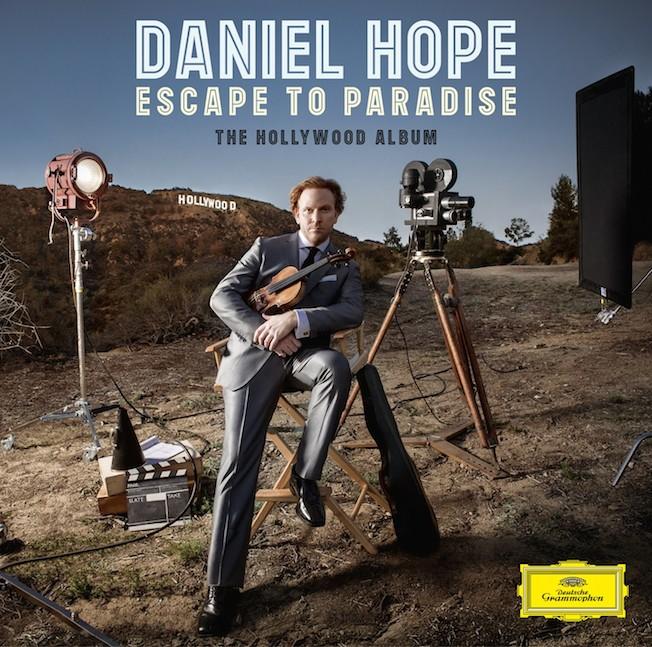 Daniel Hope: Von Korngold über »Cinema Paradiso« bis zu Sting