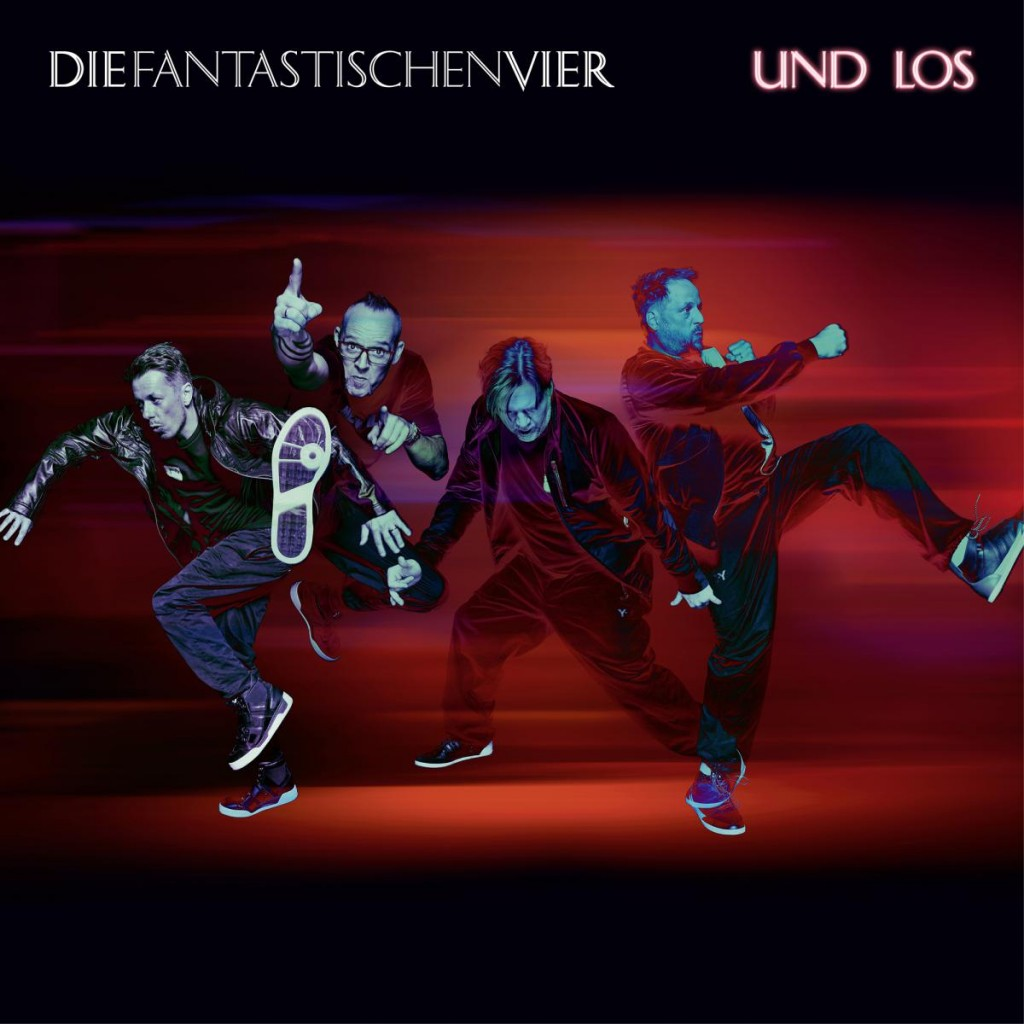"""Auf """"Rekord""""-Kurs: Die Fantastischen Vier mit neuer Single """"Und los"""""""