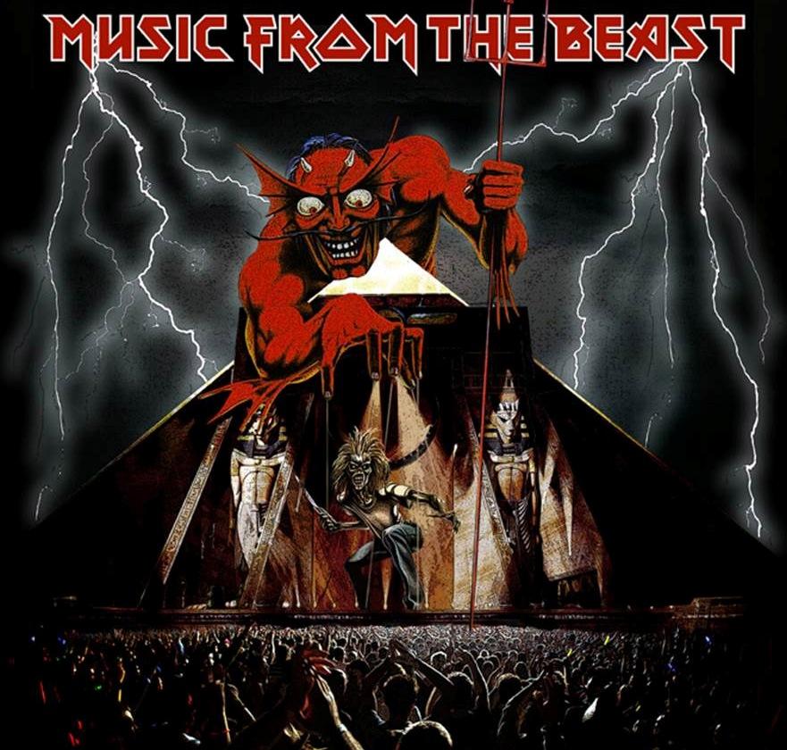 """""""Music From The Beast"""" – am 27.9. gab es ein Festival rund um die Musik von IRON MAIDEN"""