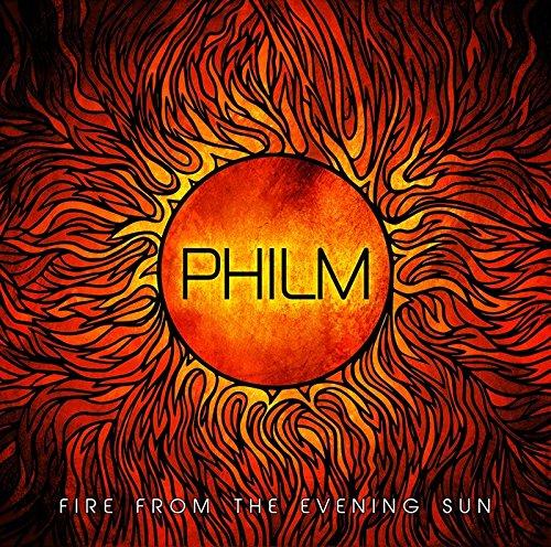 "PHILM – neues Album ""Fire From The Evening Sun"""