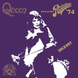 Queen Live At The Rainbow '74 bei Amazon bestellen