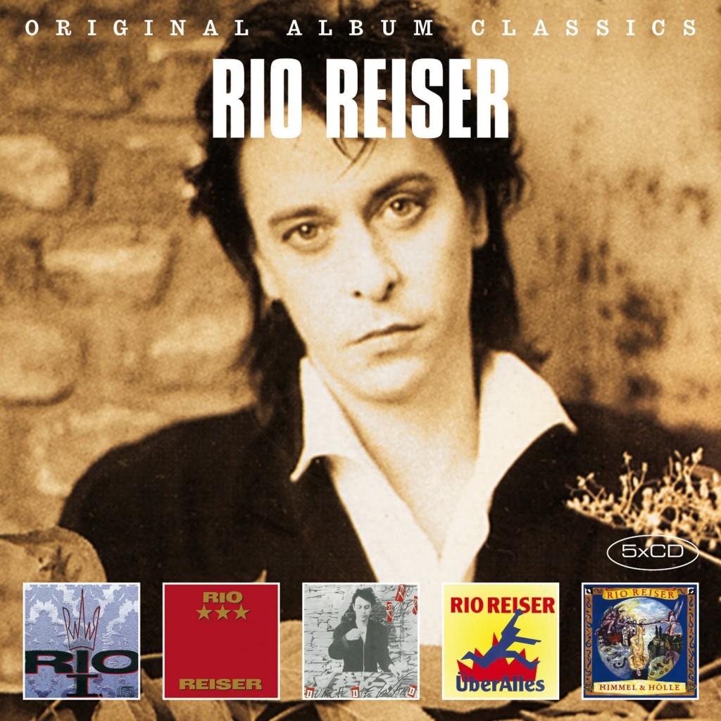 """""""Original Album Classics"""" diesmal mit Korn, Rio Reiser, Bill Withers und dem Wu-Tang Clan"""