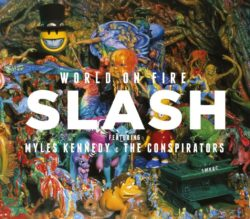 Slash, Myles Kennedy & The Conspirators World On Fire bei Amazon bestellen