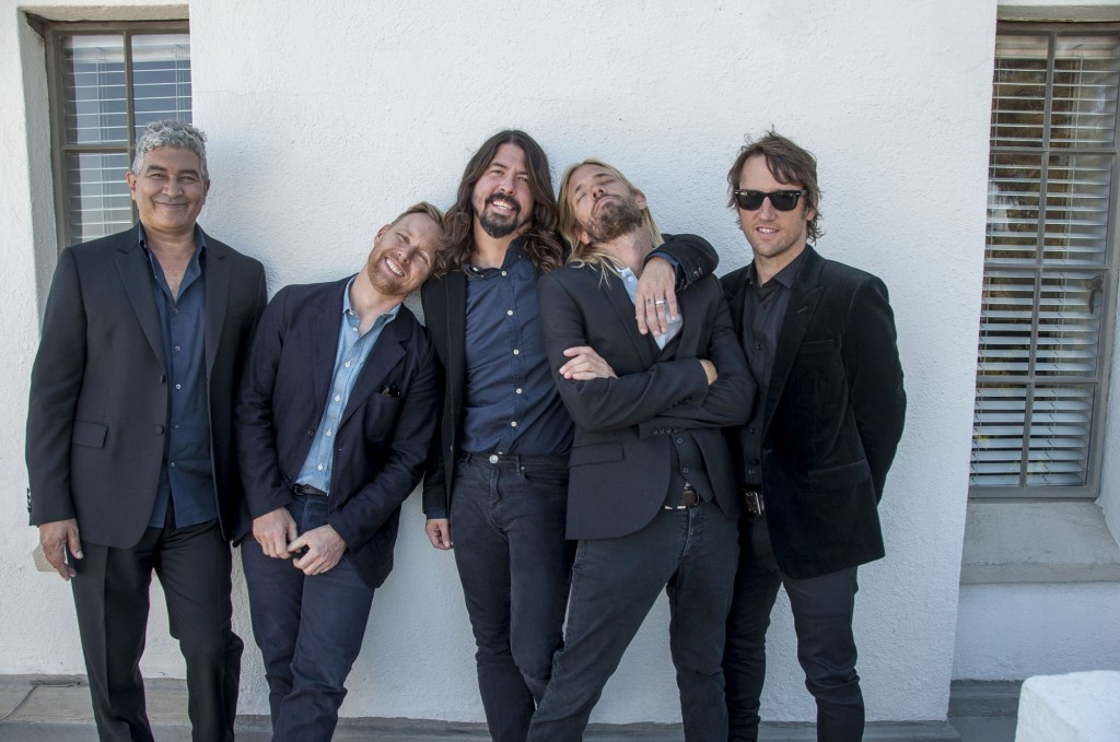 "Foo Fighters ""Something From Nothing"" Single-VÖ inkl. Video"