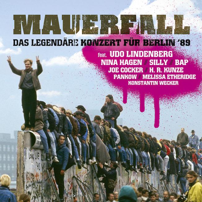 Das legendäre Konzert zum Mauerfall – eine Gänsehaut jagt die nächste
