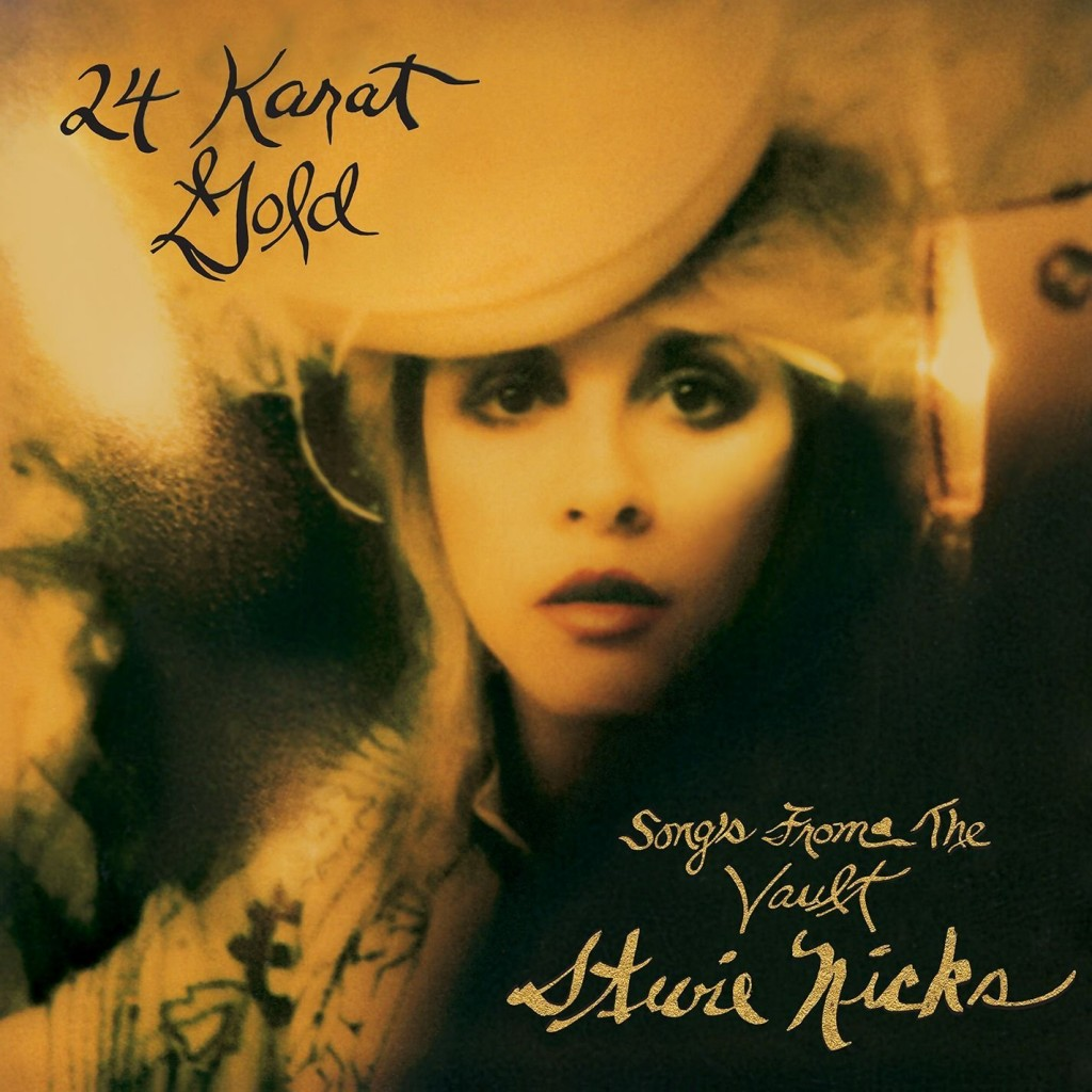 Stevie Nicks hebt auf