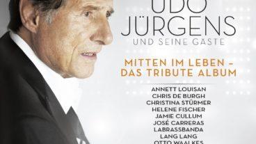 """Udo Jürgens 80 Jahre alt und trotzdem """"Mitten im Leben"""""""
