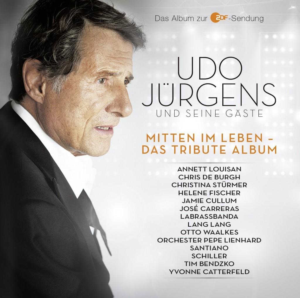 Udo Jürgens 80 Jahre alt und trotzdem