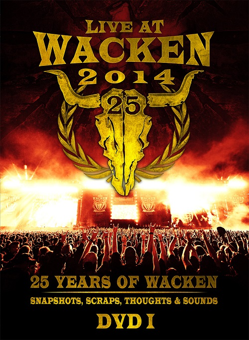 25 Years Of Wacken – Snapshots, Scraps, Thoughts & Sounds ab 21.11.2014
