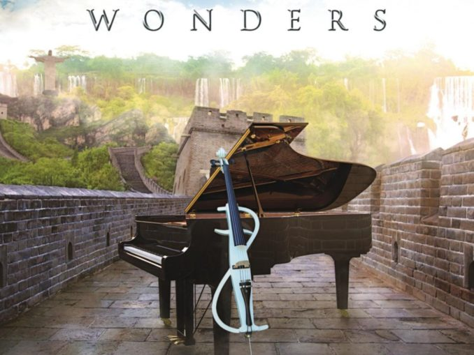 The Piano Guys Wonders CD Cover