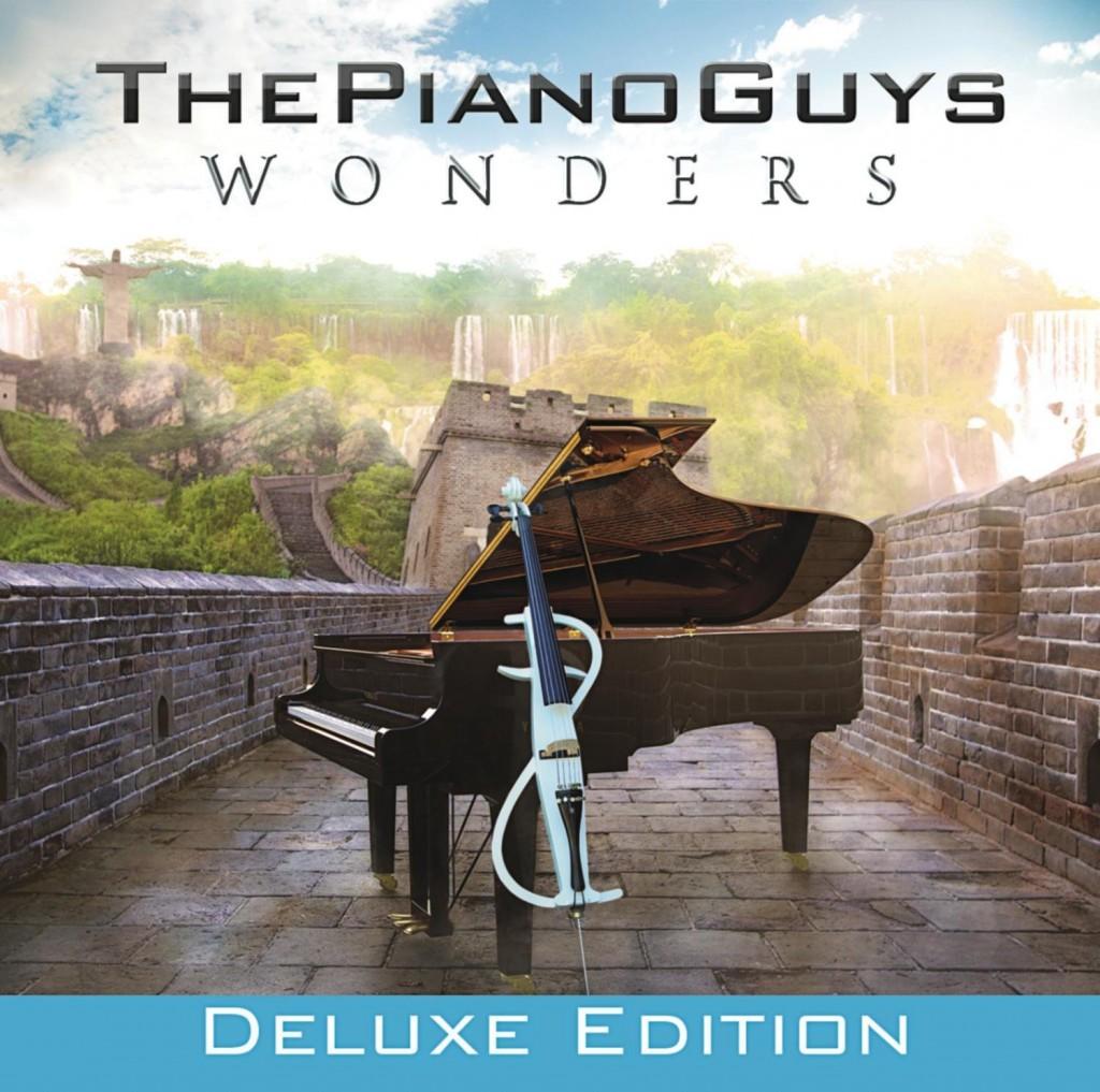 """The Piano Guys: """"Wonders"""" – ein Piano, ein Cello und Musik vom Feinsten"""