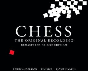 Chess - The Original Recording CD Cover