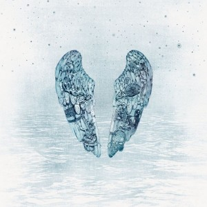 Coldplay Ghost Stories Live CD Cover