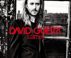 David Guetta Liste CD Cover