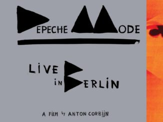 Depeche Mode Live in Berlin CD DVD Cover