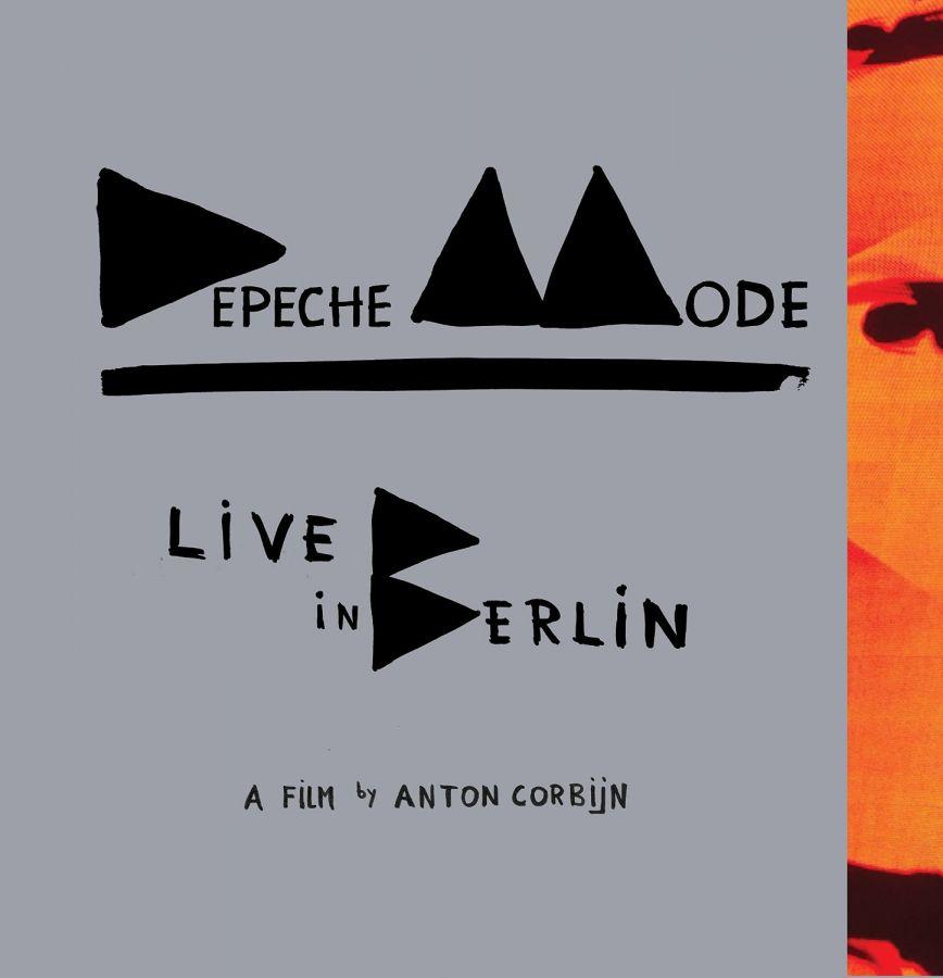 """Depeche Mode zelebrieren mit """"Live in Berlin"""" ihre Liebe zu Berliner Fans"""