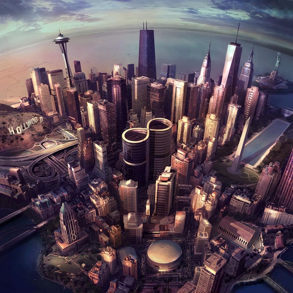 """Acht Städte, acht Songs, eine Achterbahnfahrt: Foo Fighters """"Sonic Highways"""""""
