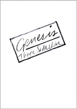 Genesis Three Sides Live bei Amazon bestellen